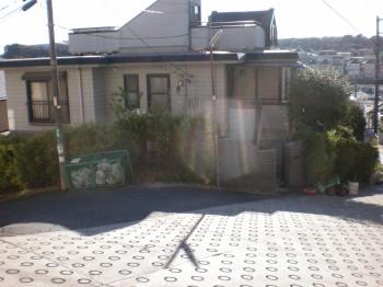 横浜市 S様邸 外構工事 Before