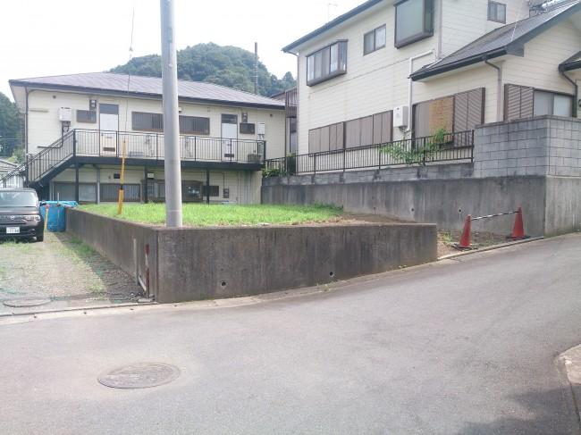 田代 売地 区画A 写真