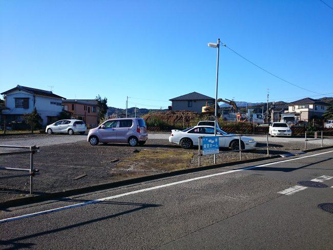 中津 関戸駐車場