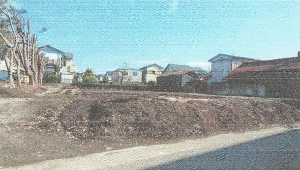 下川入 売地 外観