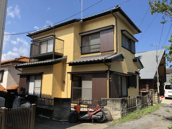 愛川町 O貸家 外装工事 After