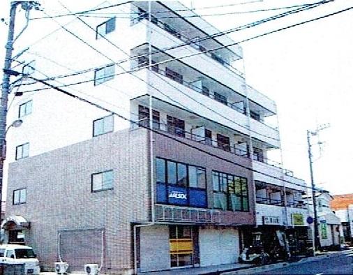 脇島ビル 外観