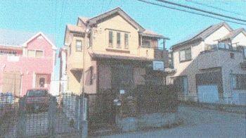 角田 中古住宅 外観